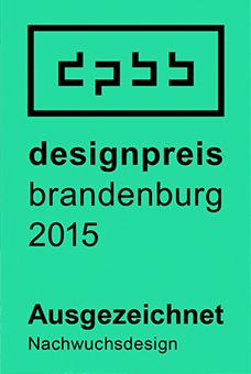 Designpreis Brandenburg 2015 – Forschungsfenster – David Göpfert